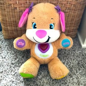 Puppy Doll With Songs